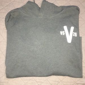 Sea green VS hoodie